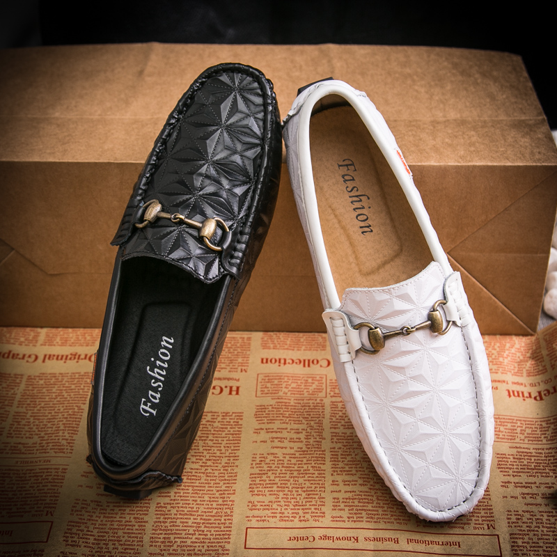 Luxury Brand Male Genuine Leather Loafers Adult Boat Shoes Trend Casual Men's Footwear Drivings Moccasins Hommes Zapatos Hombre