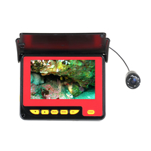 20M 4.3 inch LCD TFT Underwater Camera Fishing Finder Video Camera System HD 1000TV Lines Underwater Camera with 4pcs IR LED