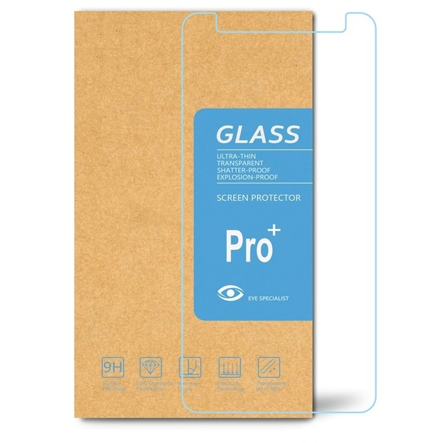2PCS For HomTom S99 Telephone Glass 9H High Quality Transparent Screen Protector Film For HomTom S99 Glass Explosion-proof Film