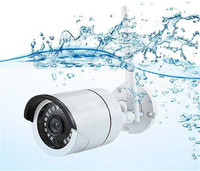Outdoor Water proof Wireless 960p IP Camera