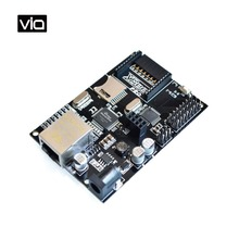 ITEADUINO W5100 Direct Factory Ethernet Module for Arduino Development Board with POE / Xbee and SD Card Slot Expansion