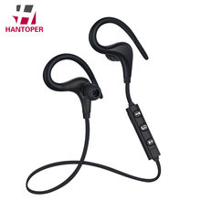HANTOPER S6 Sports Wireless Headphone Bluetooth Earphone Earpiece Stereo Fone de ouvido For Phone Neckband Ecouteur Auriculares(China)