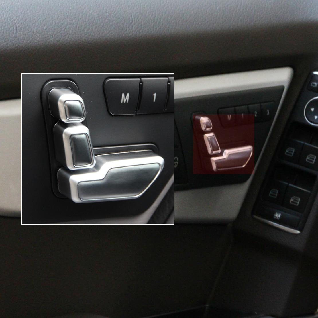 Mercedes Benz B C E ML CLA GLK GL Sinifi W166 W204 W246 W117 - Avtomobil daxili aksesuarları - Fotoqrafiya 3