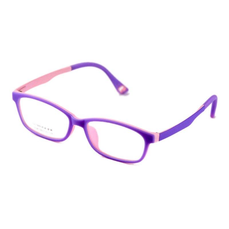 7e5795b7a6 HEJIE niños ULTEM ovalado gafas ópticas marco doble colores patas elásticas  para niñas niños estudiantes tamaño 50 15 133mm 1028 en De los hombres gafas  de ...
