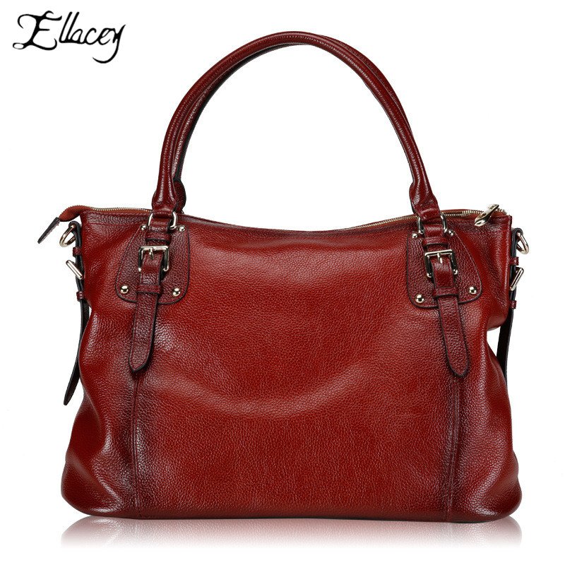 2019 Trend Retro Genuine Cow Leather Tote Bags For Women Vintage It Bag Large Office Handbag Brand Designer Cowhide Shoulder Bag2019 Trend Retro Genuine Cow Leather Tote Bags For Women Vintage It Bag Large Office Handbag Brand Designer Cowhide Shoulder Bag