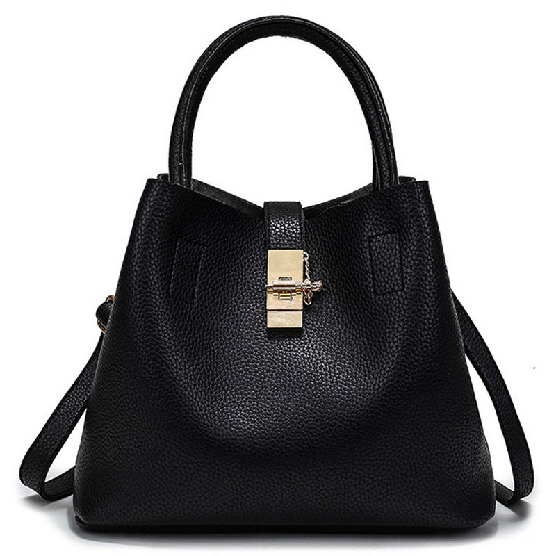 Women Leather Handbag Shoulder Ladies Purse Messenger Satchel Crossbody  Tote Bag 72eb22b67