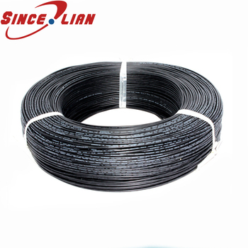 Tinned Copper Silicone Wire UL3239 28AWG Wire Insulated Wire 28AWM Stranded Heat-Resistant Multicolor Cable High Voltage Line