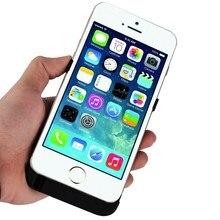 10000 МАч Мощность Дело Внешняя Батарея Резервного Копирования Питания Чехол Обложка пакет Power Bank Для Iphone 6 6s Plus 5.5 Корпус Батареи