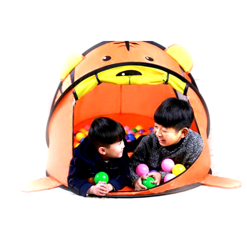 Hut Pool Play Tents Children's House Indoor Game Baby Toys Outdoor Toy Tente Enfant Pool Balls Camping Play Game Kid Tent Toys