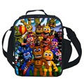Five Nights at Freddy's Cooler Lunch Bag For Kids School Boys Girls Thermal Lunch Bags For Kids Children Gifts
