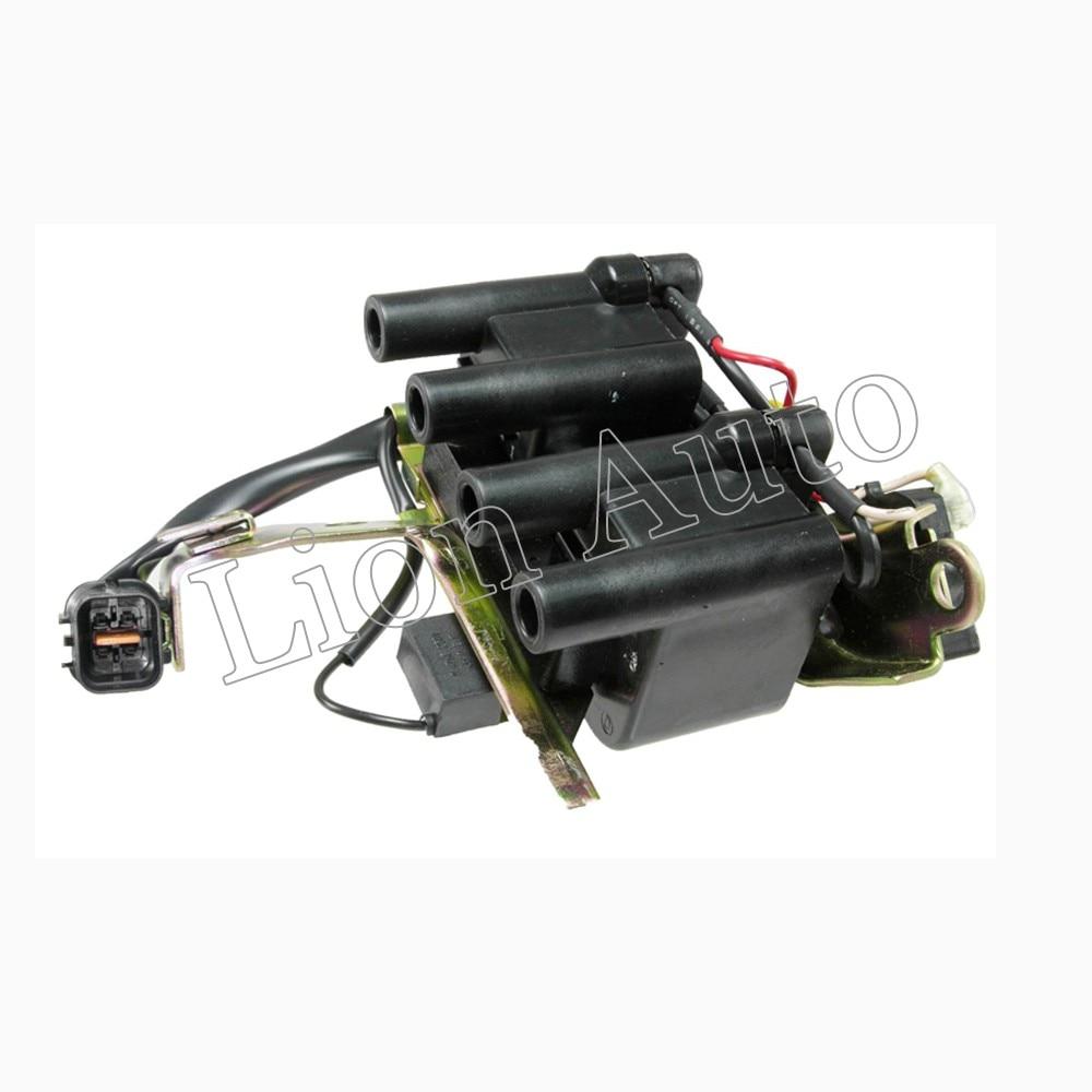 Bobine d'allumage pour Hyundai Lantra J1 Sonata Mitsubishi Galant 27301-33010 27301-33020, 27301-33010