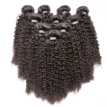 Kinky Curly 10PCS Lot  Human Hair Bundles Remy Hair Free Shipping