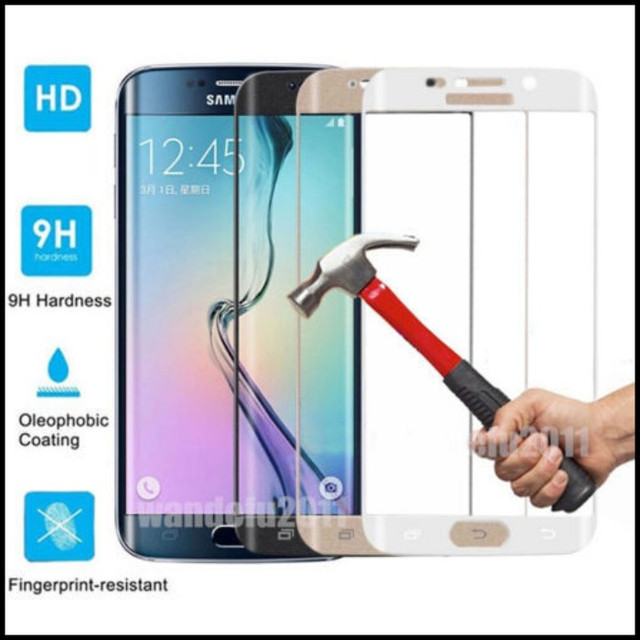 Igadgitz Collection Glossy Tpu Gel Skin Case Cover For Samsung Galaxy S6 Edge