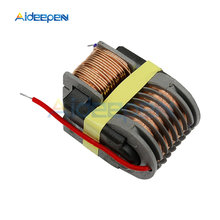 DC 12 V 15KV Hoge Frequentie Voltage Inverter Module Spanning Spoel Arc Generator Step Up Boost Converter Transformator(China)