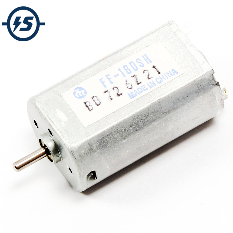 Motor For Electric Shaver FF-180SH 2.4V 10800RPM Mute  Motor Electric Motors For Shaver Motor Electrico 0.05W-5.6W