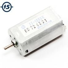 Электродвигатель для электробритва FF-180SH, 2,4 В, 10800 об/мин, бесшумный электродвигатель, электродвигатель для бритвы, электродвигатель, 0,05 Вт-5,6 Вт