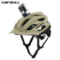 Cairbull 2019 Mountain Bicycle Helmet  All-terrai Casco MTB Bike Helmets Riding Sports Safety Helmet OFF-ROAD Cycling Helmet BMX
