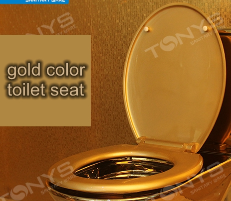 Online Buy Wholesale Gold Toilet Seat From China Gold Toilet Seat - Gold plated toilet seat