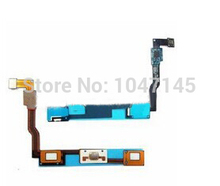 Whole Sale 5PCS LOT Free Shipping New Original Home Button Flex Cable For Samsung Galaxy Note