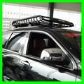 Quality Carbon Steel  Black Widow Universal Auto Car Roof Cargo Storage Basket Box for PATRIOT COMPASS WRANGLER GRAND CHEROKEE