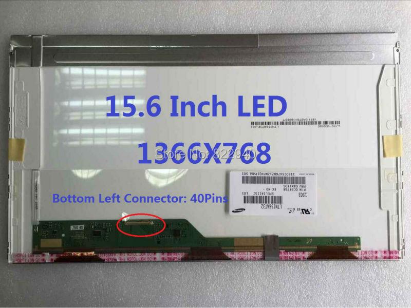 "ACER Aspire es1-571 DISPLAY LED 15,6/"" GLOSSY WXGA HD 1366x768"