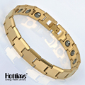 2016 High Quality Magnetic 316L Stainless Steel Bracelet for Men Surgical Steel Chain Bracelets&Bangle Wristband Cuff Bracelet