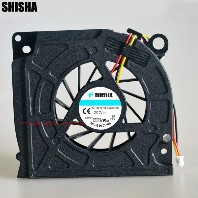 10pcs laptop fan for DELL cooler 1525 1526 1545 500 cpu