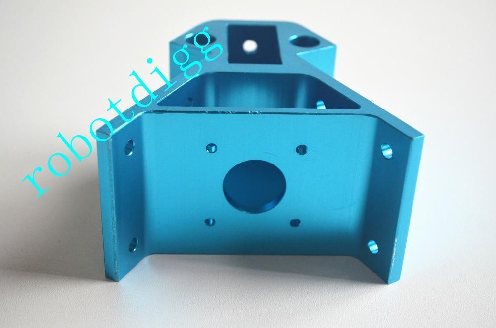 6pcs Blue Alu Vertex for Kossel XXL/ 2040 metal corner for kossel for NEMA 17-300 /NEMA17 delat 2040 Metal Corner цена и фото