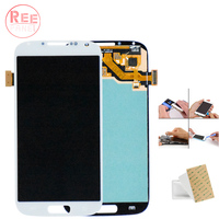 AAA+ LCD Display for samsung S4 Screen For Samsung Galaxy S4 GT I9505 I9500 i337 LCD Digitizer assembly replacement lcd part