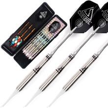 CUESOUL Tungsten Darts Soft Tip - Precise Barrels 16 Grams 85% Tungsten Dart Set cuesoul 18 grams soft tip tungsten darts 85