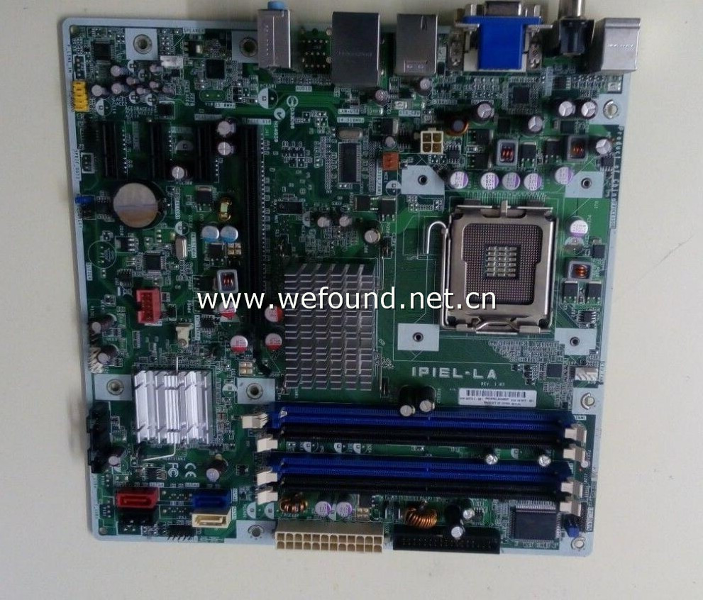 100% working desktop motherboard for IPIEL-LA G45 dx7500 487741-001 mainboard fully tested desktop motherboard for lenovo iq67i 03t8362 03t8007 03t6559 system mainboard fully tested and working well