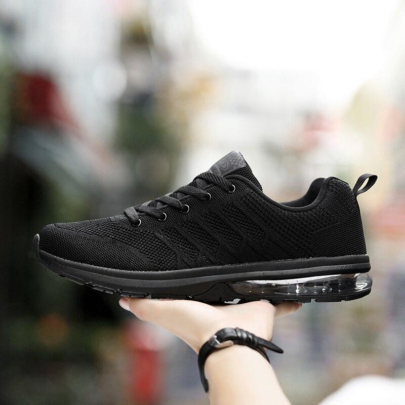 Sneakers 48 Grande Mode bleu gris Taille D'origine Qualité Respirant Casual 39 Adul Luxe Chaussures Yrrfuot De Hommes Homme Top Lumière Noir Marche 1x6tY1nR