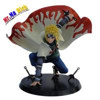 Il Padre Di Naruto Namikaze Minato Figurativo Naruto Pvc Action Figure Toy Doll Brinquedos