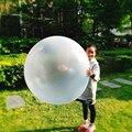 Детские игрушки и игры на свежем воздухе ТПР прозрачная латекс пузырь шар открытый мяч игрушка нервущегося супер InflatableToy шары - фото