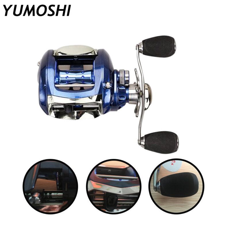 Right/Left Handed Spinning Carp large Fishing Reel 12+1BB 6.2:1 Spinning Carp large Fishing Reels Right/Left Handed Fishing Reel 12 1 bb ball bearing left right fishing spinning reels sea fish line reel