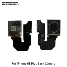 Back Rear Camera Flex Cable For iPhone 6 6S Plus Back Camera Rear Main Lens With Flash Ribbon Module Sensor Replacement Parts все цены