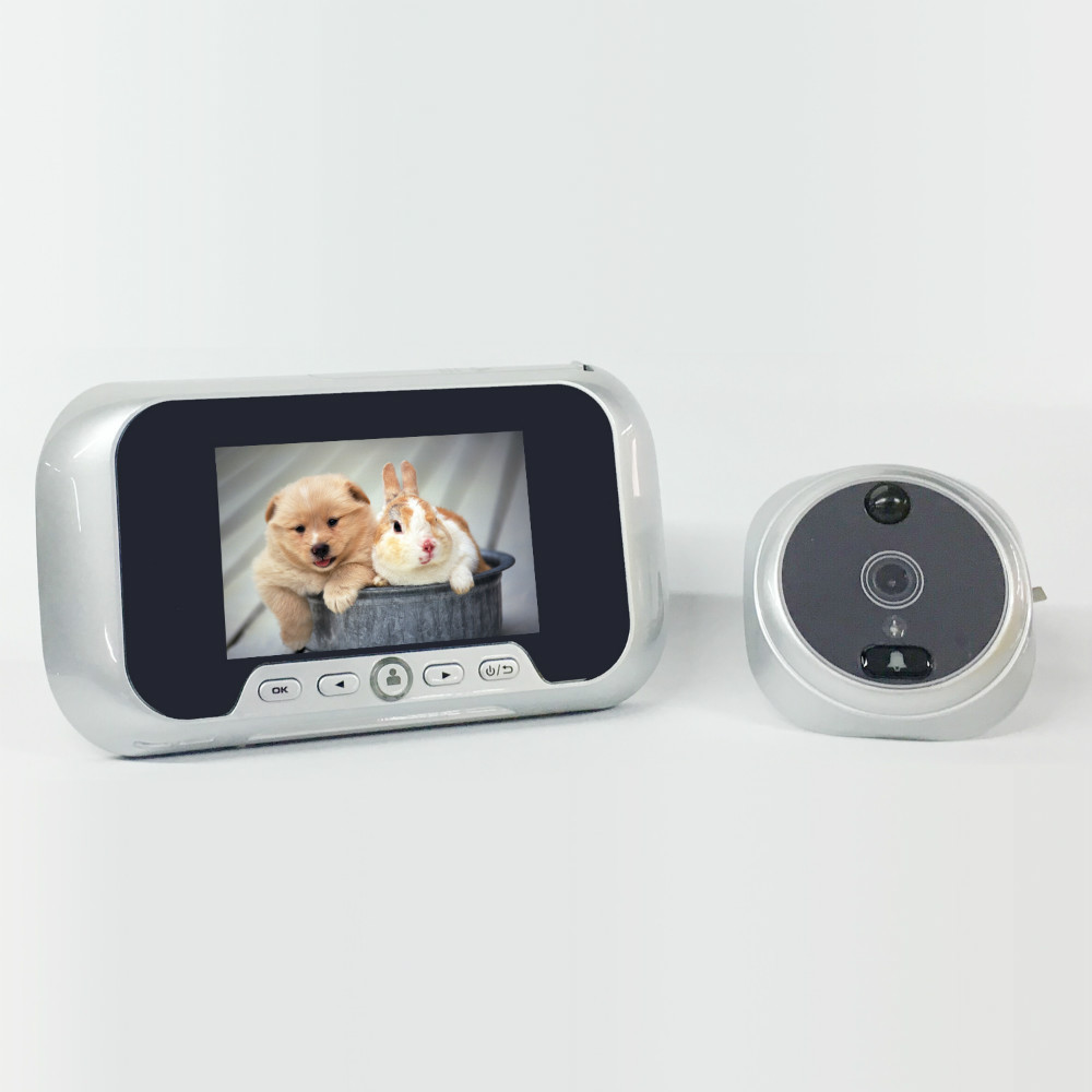 2.8 Inch Motion Detection Multi-Language Video Door Phone 2.8 Inch Motion Detection Multi-Language Video Door Phone