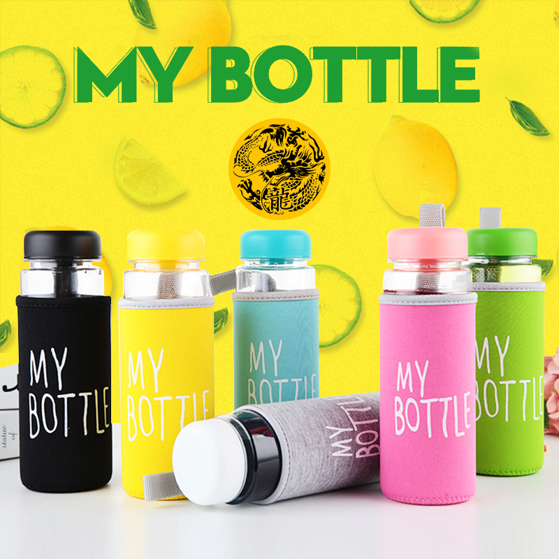 Plastic My Bottle 500ml Water Bottle For Drinking Pc Transparent Or