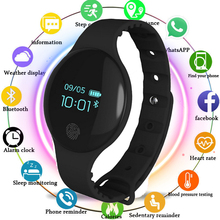 цена New Bluetooth Smart Watch for IOS Android Men Women Sport Intelligent Pedometer Fitness Bracelet Watches for iPhone Clock Men онлайн в 2017 году