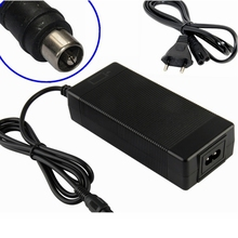 42V 2A charger electric bike lithium battery charger for electric scooter charger 36V lithium battery pack RCA Connector