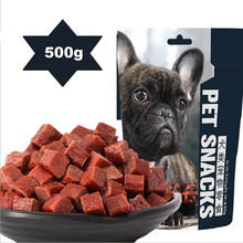 New Arrival Dog snacks chicken cod sandwich good palatability Keep Healthy small medium large Dog Food Training reward