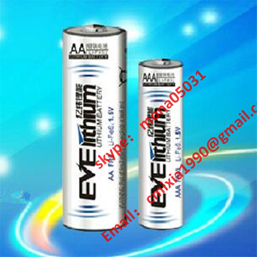 Eve Li Fes2 Battery Fr6 Aa 15v 2a Special For Camerawireless Mouse A2 Fujitsu Alkaline High Power Keyboard 2pcs Lot In Primary Dry Batteries From Consumer Electronics On
