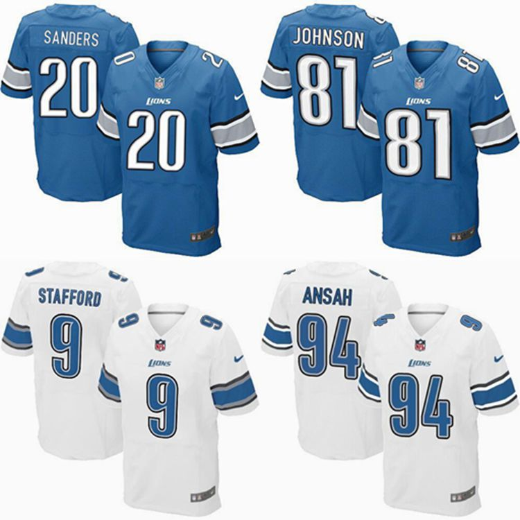 Cheap NFL Jerseys NFL - Compare Prices on Stafford Lions Jersey- Online Shopping/Buy Low ...