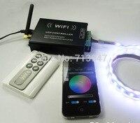 1X Горячая продажа Wifi светодиодный контроллер Бесплатная доставка