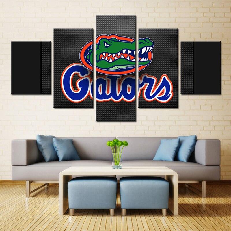 Florida Gator Wall Art online get cheap florida oil paintings -aliexpress | alibaba group