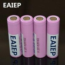 4 pçs/lote 3.7 V 2600 mAh Original 18650 Bateria recarregável li-ion ICR18650 26F EAIEP Para ICR18650-26F 2600 mAH baterias
