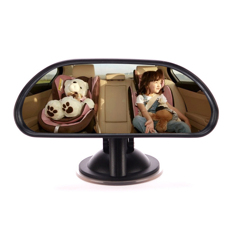 Car Auto Rear Seat View Rearview Mirror Baby Child Safety Adjustable 360 Degree Rotation DXY88