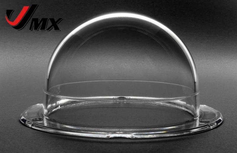 JMX 3.5 INCH Akryl inomhus / utomhus CCTV-utbyte (Panasonic Type) Klar kamerahus