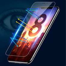 Ouhaobin Tempered Film For xiaomi 8 Screen Protector 3D Full Cover Cur