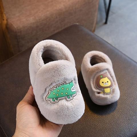 anti slip borracha macia home kids sapatos casuais
